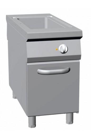 Sauteuse 16.5 litres central placard 1100 mm