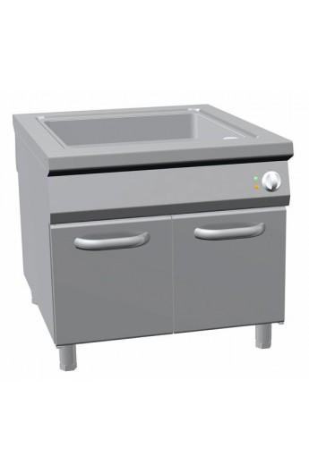 Sauteuse 38 litres central avec placard 1100 mm