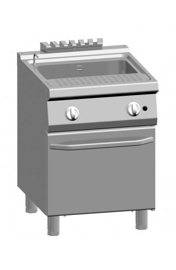 Cuiseur à pâte gaz 40 litres 700 mm