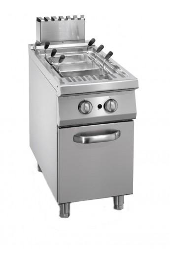 Cuiseur à pâte gaz 40 litres 900 mm