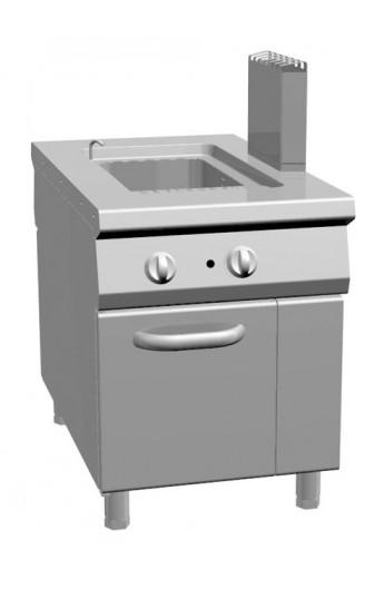 Cuiseur à pâte gaz central 40 litres 1100 mm
