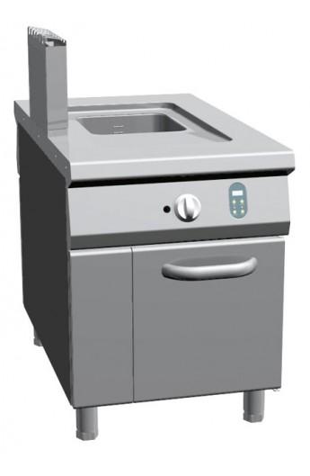 Friteuse central gaz 20 litres 1100 mm