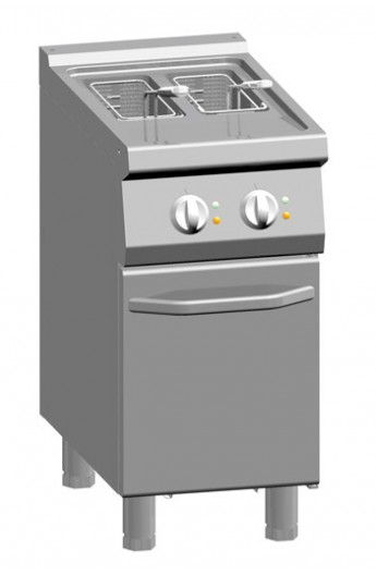 Friteuse 2 x 9 litres 700 mm
