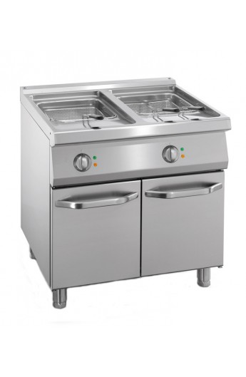 Friteuse 2 x 15 litres 700 mm
