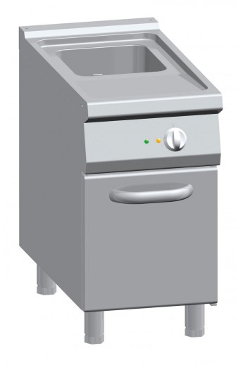 Friteuse 18 litres 700 mm