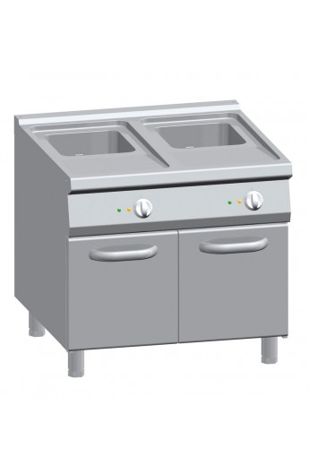 Friteuse 2 X 18 litres 900 mm