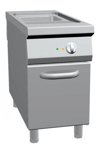 Friteuse central 20 litres 1100 mm