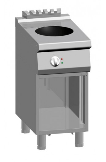 Wok à induction 700 mm