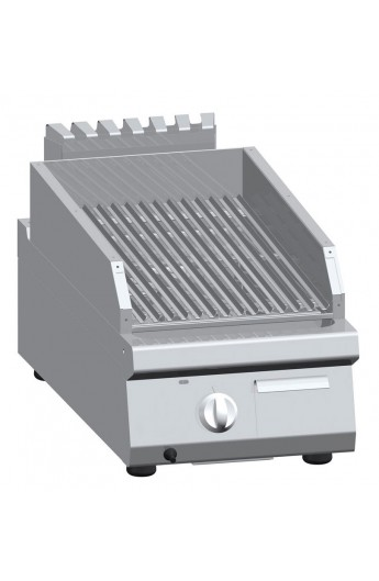 Gril lavique à poser pour viande 700 mm