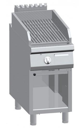 Gril lavique viande 400 x 900 mm