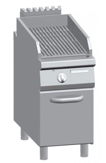 Gril lavique pour viande placard 400 x 900 mm
