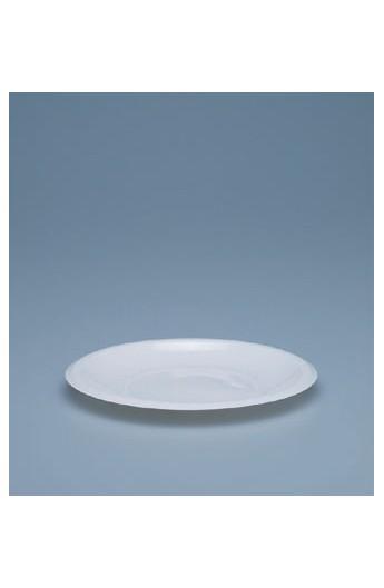 Assiette blanche plate Ø 170 mm (1000)