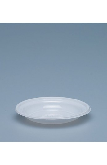 Assiette blanche creuse Ø 100 mm (2500)