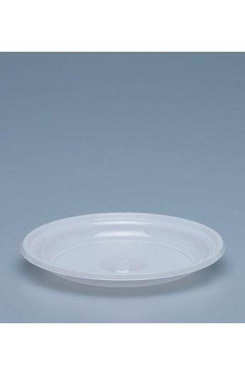 Assiette blanche creuse Ø 125 mm (1400)