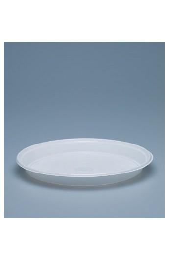 Assiette à dîner creuse 1 compartiement (1000)