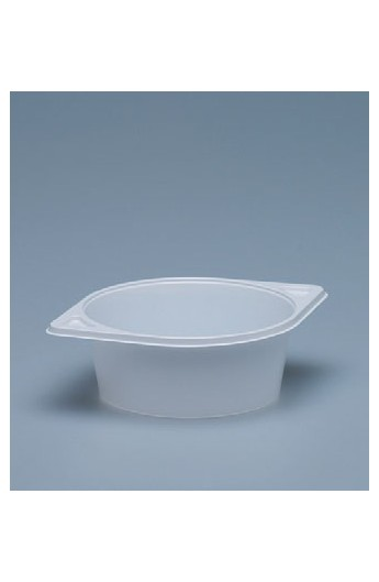 Bol à soupe blanc 200 grammes (1000)
