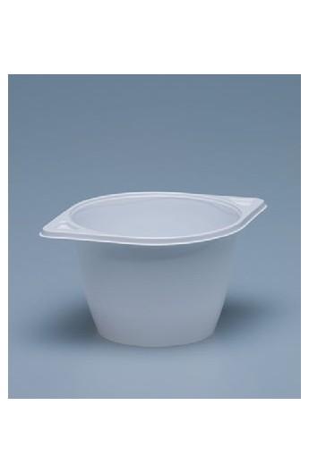 Bol à soupe blanc 250 grammes (1000)