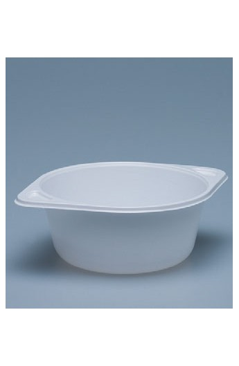 Bol à soupe blanc 400 grammes (500)