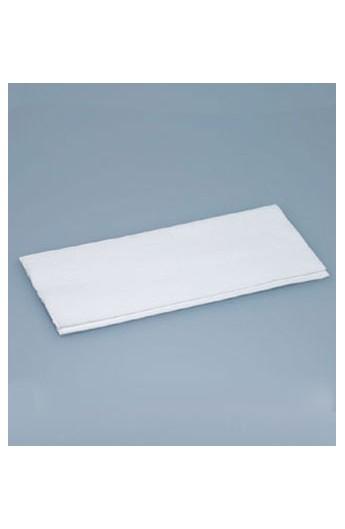 Serviette blanche 33 x 33 cm (1500)