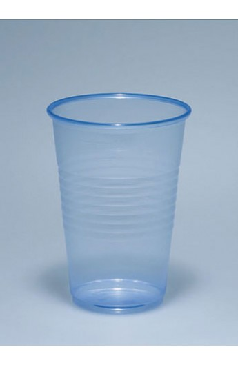 Verre transparent blue-cup 2 dl (3000)