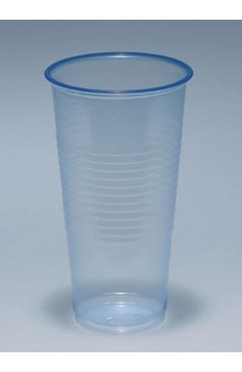 Verre transparent blue-cup 2,5 dl (1000)