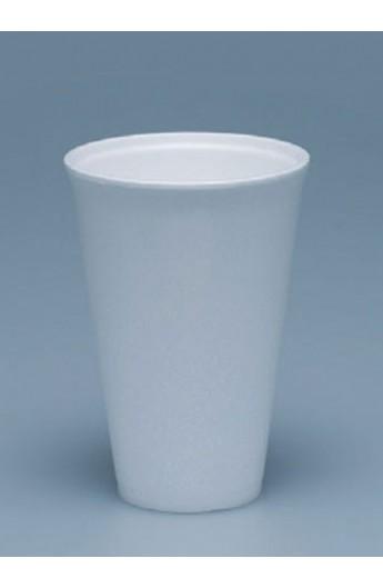 Gobelet isotherme blanc 4 dl (500)
