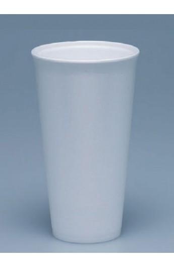 Gobelet isotherme blanc 5 dl (250)
