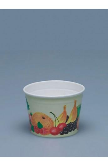Gobelet à glace avec impression 100 g (1800)