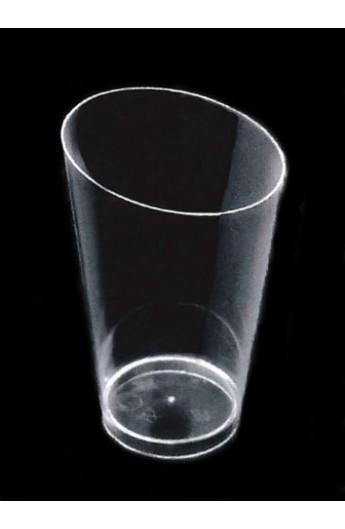 Gobelet transparent pour verrine 70 cc (500)