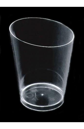 Gobelet transparent pour verrine 120 cc (500)