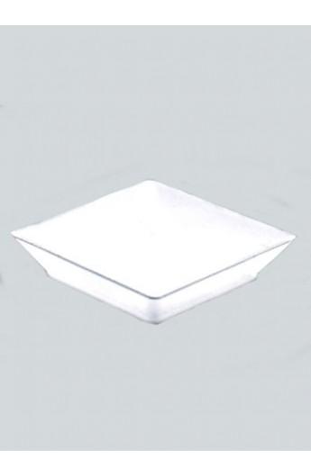 Verrine carrée blanche 45 cc (700)