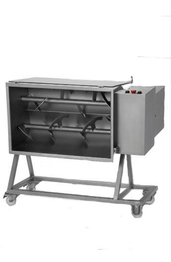 Mélangeur à viande en inox (Capacité 30 kg)