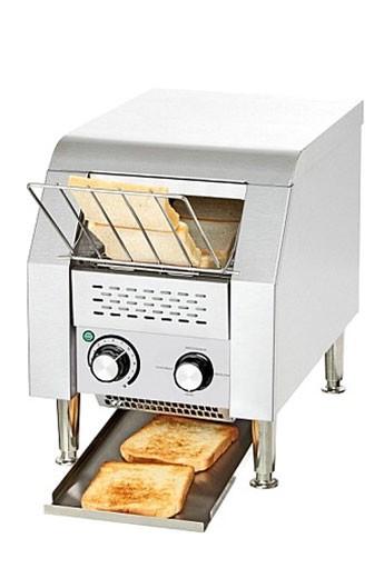 Toasteur à convoyeur simple (75 toasts/heure)