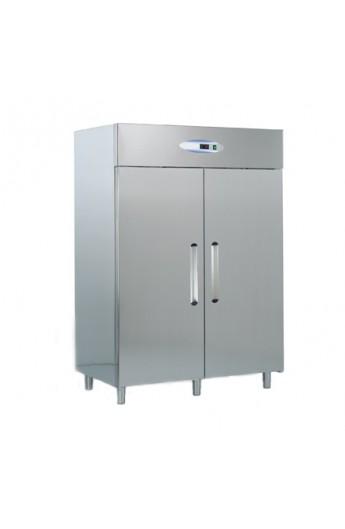 Armoire réfrigérée neutre 1400 litres (porte pleine)