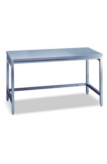 Table de travail 1600 mm (sans rayon de base et sans dosseret)