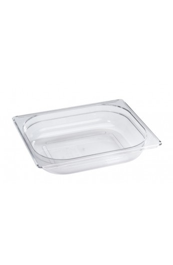 Bac Gastronorm Polycarbonate GN 1/2 65 mm