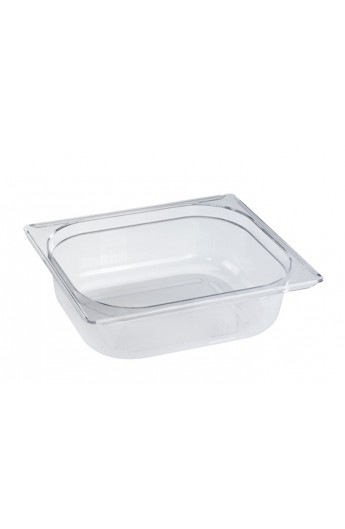Bac Gastronorm Polycarbonate GN 1/2 100 mm