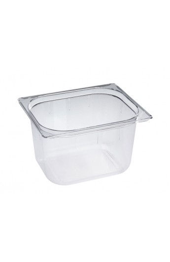 Bac Gastronorm Polycarbonate GN 1/2 150 mm