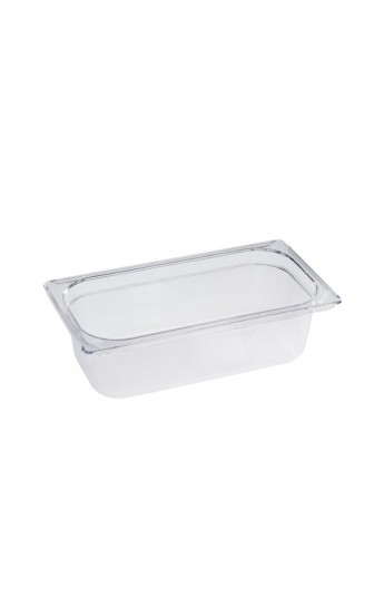 Bac Gastronorm Polycarbonate GN 1/3 100 mm