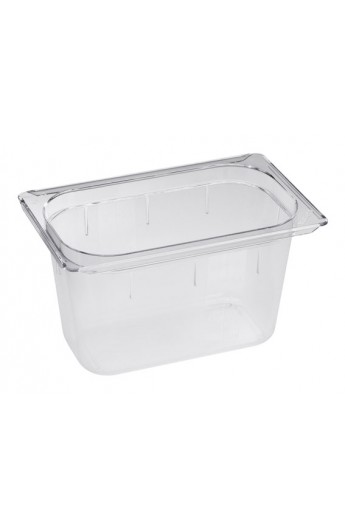 Bac Gastronorm Polycarbonate GN 1/4 100 mm