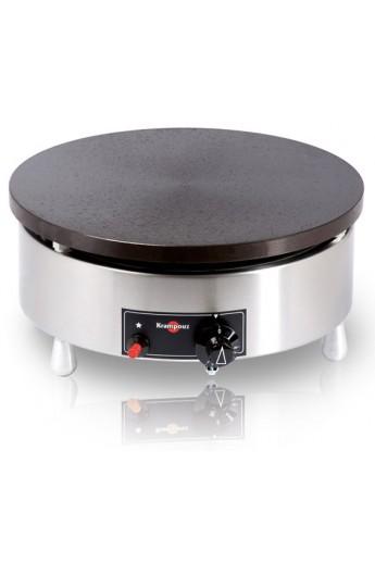 cr pi re gaz 480 mm krampouz ch ssis rond ehr shop. Black Bedroom Furniture Sets. Home Design Ideas
