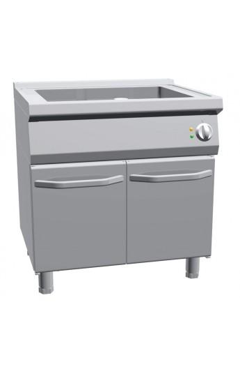 Sauteuse 25 litres avec placard 700 mm