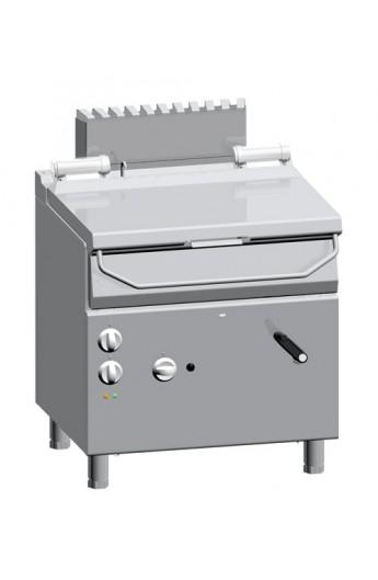 Braisière 50 litres gaz 700 mm